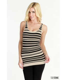 Nikibiki Stripe Tank Top