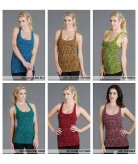 Nikibiki 3 Pack Feather Print Tank Top Sale