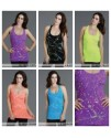 Nikibiki 3 Pack Splatter Print Tank Top Sale