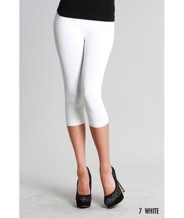 NIKIBIKI Capri Leggings 5081 ONE SIZE fits most 92/% Nylon//8/% Spandex