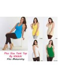 5 Pack Plus Sized or Maternity Tank Tops