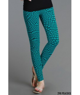 Nikibiki Pebbles Printed Leggings