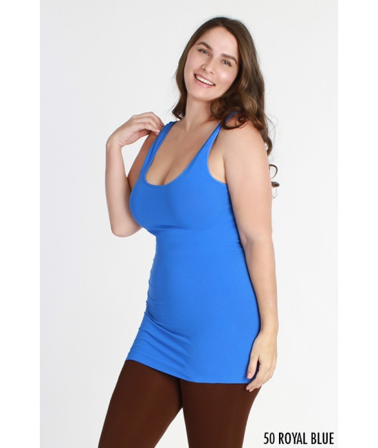 Nikibiki Plus Size Tank Top