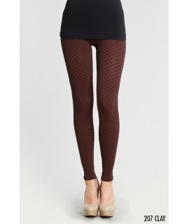 Nikibiki Textured Leggings
