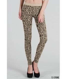 Nikibiki Timber Print Leggings